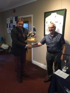 Simon Bourne winner of the Haven Colour Print Trophy